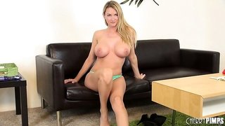 Innocent Blake Rose has a tight muff that can be discreetly porked