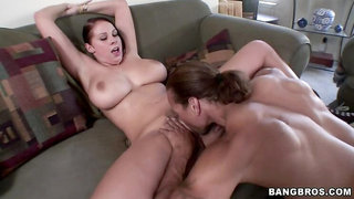 Gianna has massive tits