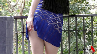 Woman Passionate Sucking Cock Husband in the Thailand Motel