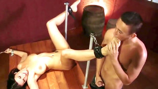 Bound For Tickle Bang - Hard Sex