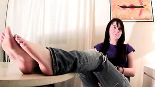 Angelic hotties Kitana Lure and Polly Pons are getting fucked on the boat