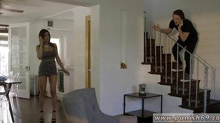 Husband punishes cheating wife