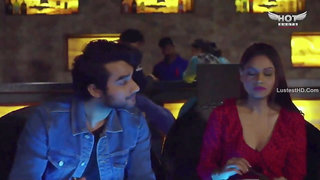 Indian college couples fucking in party club