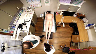 Shy Innocent Teen Get Exposed Spread Eagle For 1st Gyno Exam