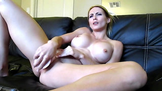 Haley Ryder-Naughty Cumshow - Haley ryder