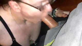 White Irish Girlfriend Loves Sucking Native Bf'S Thick Cock