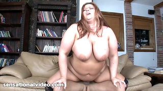 Eden is an obese yet very hot woman!