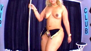 Beautiful Gigi - MILF Pole Dance
