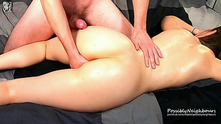 Fucked and Spoiled Her Perfect Ass with Pleasure