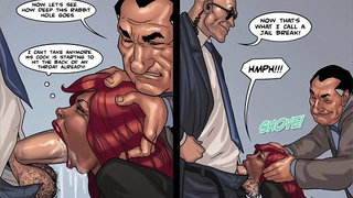 The mayor 4 Comics