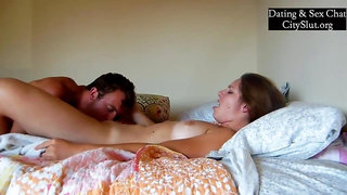Amateur Homemade Couple Fucking On A Holiday