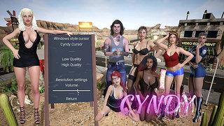 Lets play Cyndy (deutsch)
