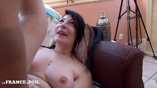 La France A Poil - Pretty Sporty Brunette Sucks And Fuc
