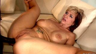 Brittany Blaze hot mature lady interracial porn