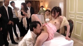 Asian Free Use Wedding Reception - Japan Classic
