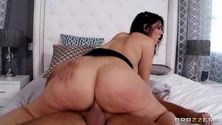 Brunette Whore Crazy For Cock