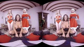 VirtualRealPorn.com - Merry christmas girl