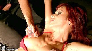 Bondage and domination with Patricia Gold