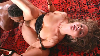 Busty Sexbomb Lena Tries To Satisfy an Angry BBC !!!!!! with Lena Paul
