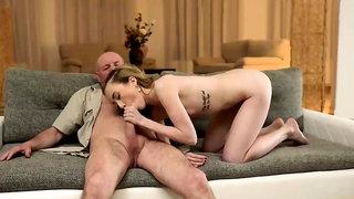 Daddy skinny fucks random old man anal Russian Language