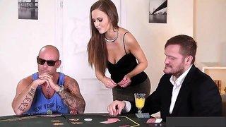 Tina Kay Likes Hard Poker Players
