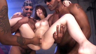Black Gangbang Japanese
