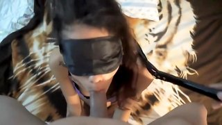 Introducing Teen Kendall, She Is Tricked Blindfold, Get Whipped And Fucked