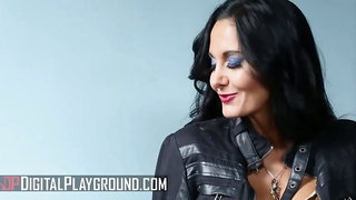DigitalPlayground - Big tit milf biker girl Ava Addams get pounded
