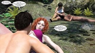 Erotic Comics - Atlantis Reborn - Chapter 2