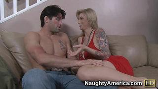 Naughty America - Brooke Banner - My Wife's Hot Friend