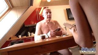 Marie is Fucking Around!