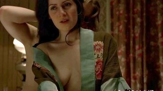 Aleksa Palladino was a real slut in the Boardwalk Empire