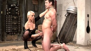 Lorelei Lee  Reed Jameson in Divine Dungeon: A New Slave Is Trained - DivineBitches