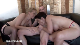 La France A Poil - Ffm Anal Casting Couch Of A Gorgeous