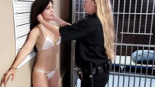 handcuffed in jail 546567