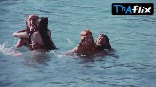 Tzila Karney Breasts,  Butt Scene  in An American Hippie In Israel