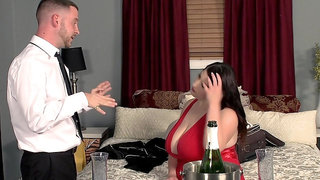 Plumpers And Plump Porn Kamille Amora - Anal Engagement, Ass Fucking