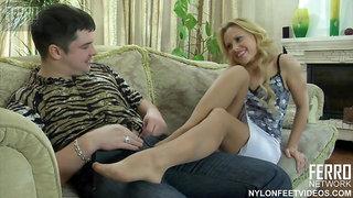 Ferro Network - Nylon Feet Videos - Blanch Adam.720