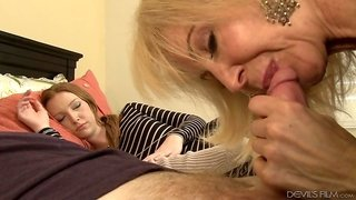 Cheating Husband  My Wife Caught Me Assfucking Her Mother