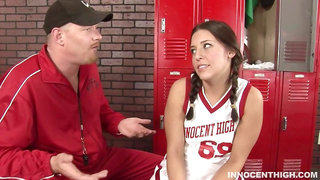 Student got caught with a gun by her coach