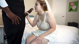Codi Vore - Did you like my wedding panties?