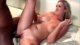 Persia Sucks A Big Black Cock