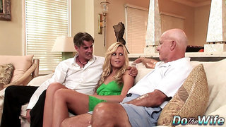 Excellent Sex Video Cuckold Incredible Show