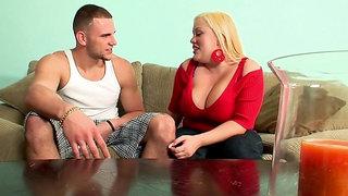 Very Hard And Big Tit Porn Bunny De La Cruz - Picked Up And Fucked, Cougar
