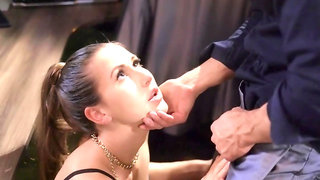 Paige Owens is nailed by her boss to live comfortably