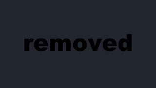 Blonde teen in panties banged in car pov
