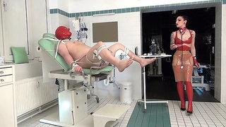 Medical Examination - A happy Dick