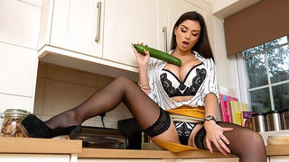 Cucumber Goes Deep