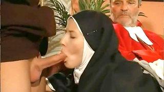 Horny Nuns Porn Collection