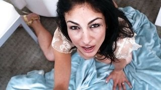 Persia Pele in I-ran Cum All Over Persia! - CougarSeason